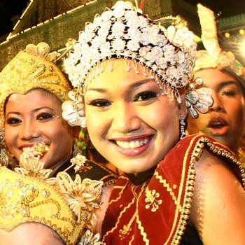 Danseuses Sri Lankaises