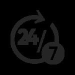 Logo 24h7