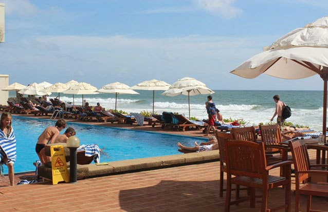 Piscine Hotel Sri Lanka