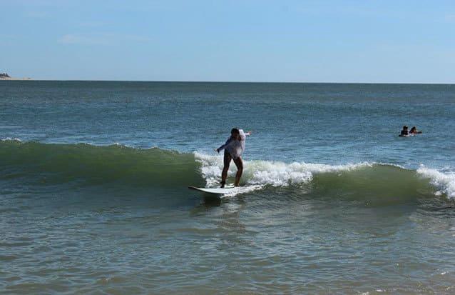 Surf à Arugam Bay au Sri Lanka