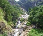 chute d'eau Srilanka