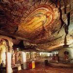 Triangle Culturel : Temple de Dambulla au Sri Lanka
