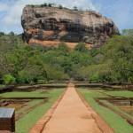 Sri Lanka : Rocher du Lion Sigiriya