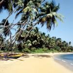 Passikudah plage Sri Lanka