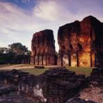 Polonnaruwa, site archéologique