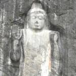Buduruwagala Bouddha Statue
