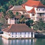 Kandy Sri Lanka : Temple de la Dent