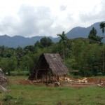 Mine à Ratnapura, Sri Lanka