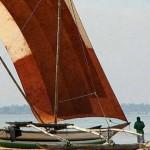 Village de pêcheurs à Négombo
