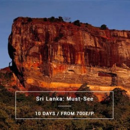 Visit the must see sri lankan monuments