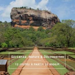 Voyage Sri Lanka : Circuit Nature & Découvertes